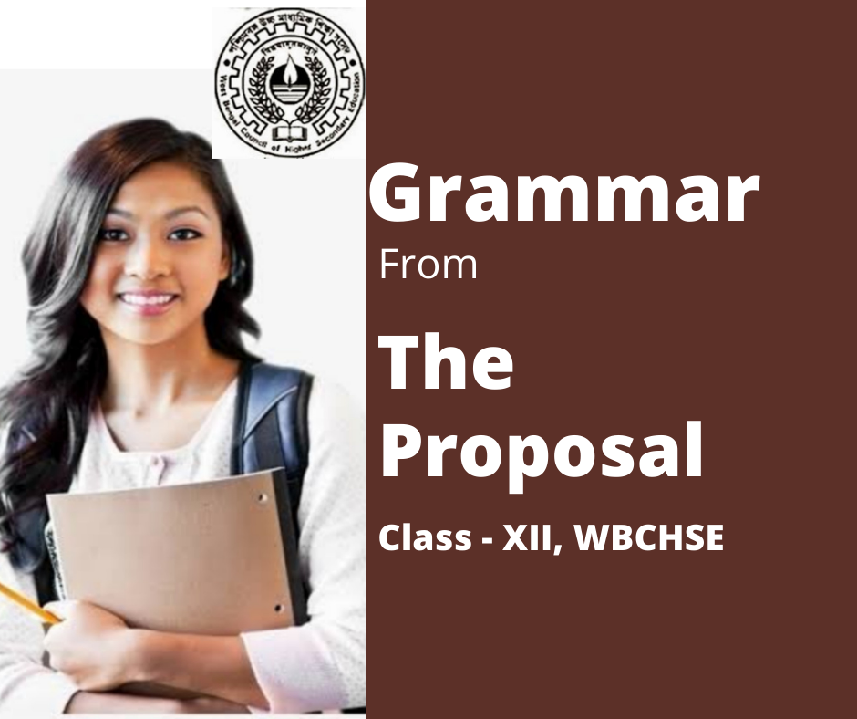 The Proposal Grammar